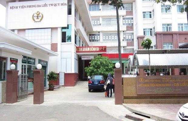 DANH SÁCH CÁC BỆNH VIỆN TẠI TỈNH BÌNH ĐỊNH Bệnh viện Phong - Da liễu Quy Hoà