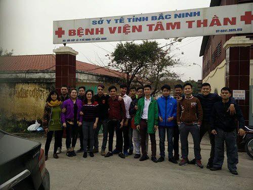 DANH SÁCH CÁC BỆNH VIỆN TẠI TỈNH BẮC NINH Bệnh viện Tâm thần Bắc Ninh