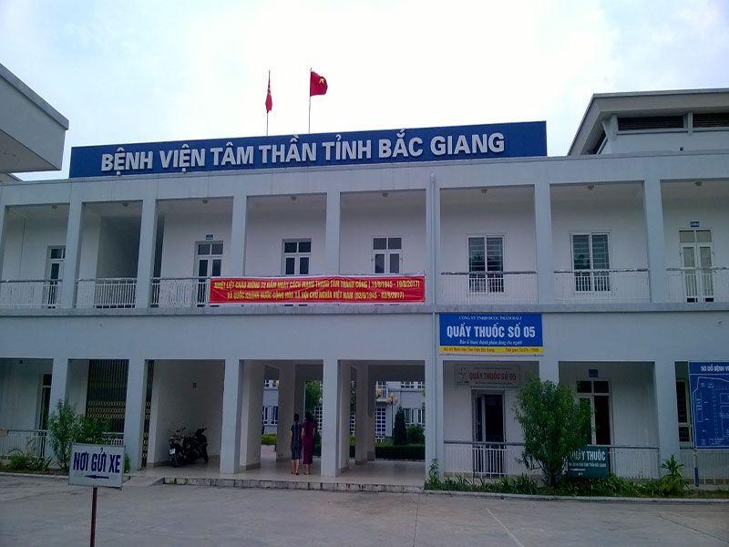 Bệnh viện tâm thần Bắc Giang