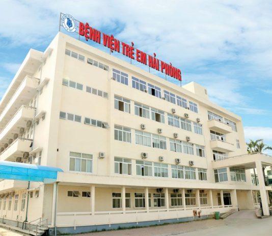 DANH SÁCH CÁC BỆNH VIỆN TẠI TỈNH HẢI PHÒNG Bệnh viện trẻ em Hải Phòng