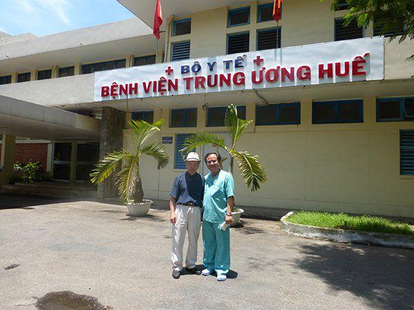 DANH SÁCH CÁC BỆNH VIỆN TẠI TỈNH THỪA THIÊN HUẾ Bệnh viện Trung Ương Huế