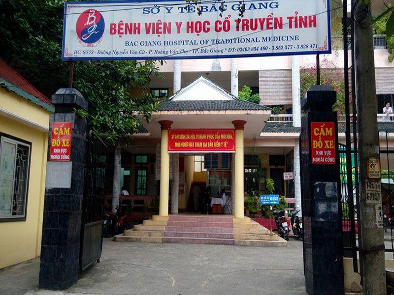 Bệnh viện Y Học Dân Tộc Bắc Giang