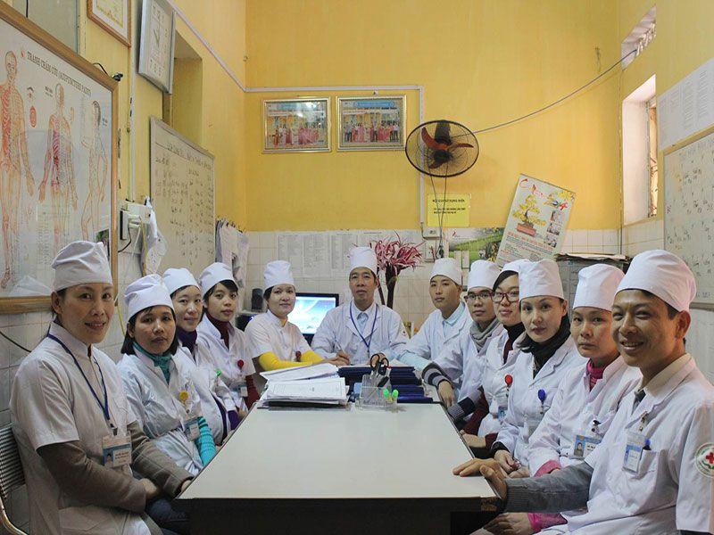 DANH SÁCH CÁC BỆNH VIỆN TẠI TỈNH BẮC NINH Bệnh viện Y học cổ truyền Bắc Ninh
