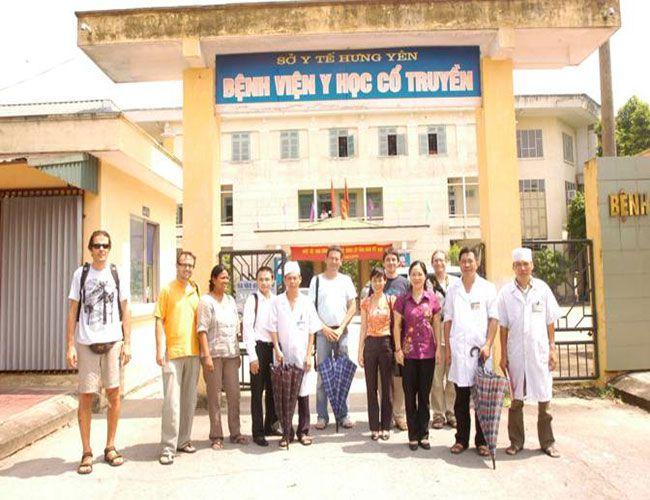 DANH SÁCH CÁC BỆNH VIỆN TẠI TỈNH HƯNG YÊN Bệnh viện Y học cổ truyền Hưng Yên