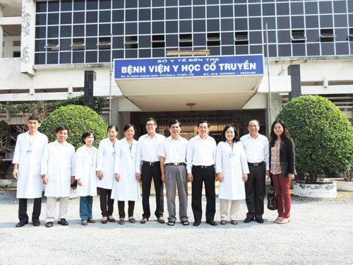 Bệnh viện Y học cổ truyền TRẦN VĂN AN