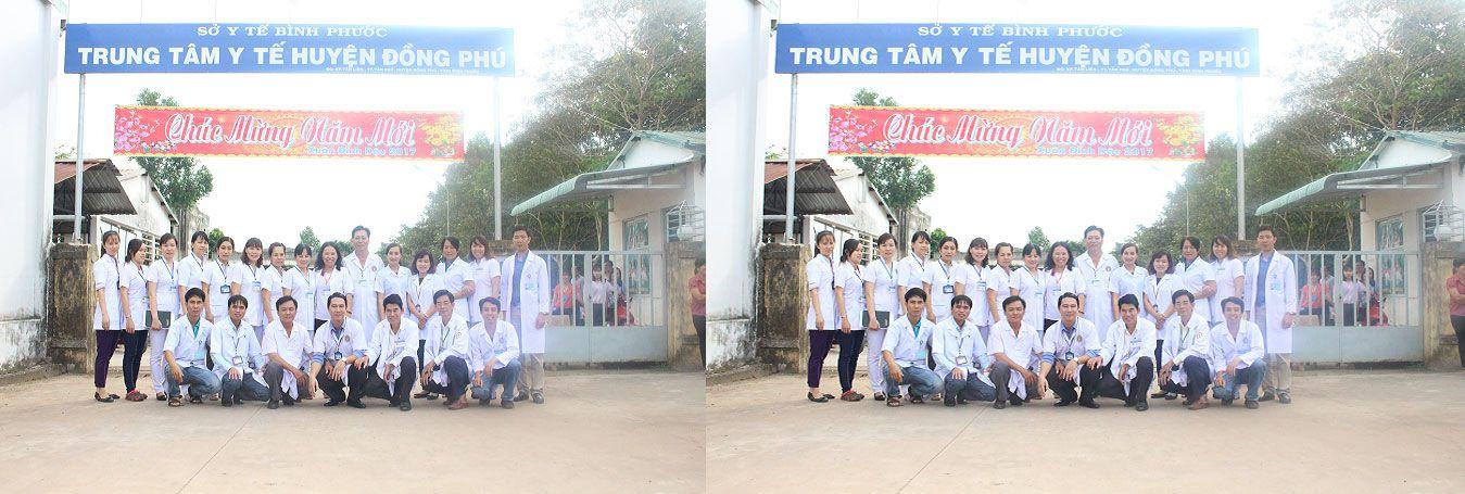 DANH SÁCH CÁC BỆNH VIỆN TẠI TỈNH BÌNH PHƯỚC Trung tâm Y tế huyện Đồng Phú