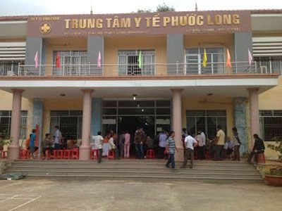 Trung tâm Y tế Phước Long