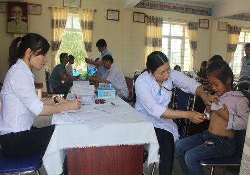 Trung tâm y tế huyện Yên Dũng