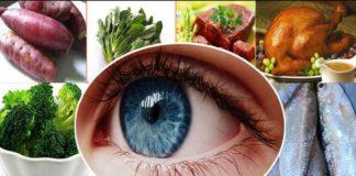 Những món ăn bổ mắt hàng đầu cho đôi mắt sáng khỏe