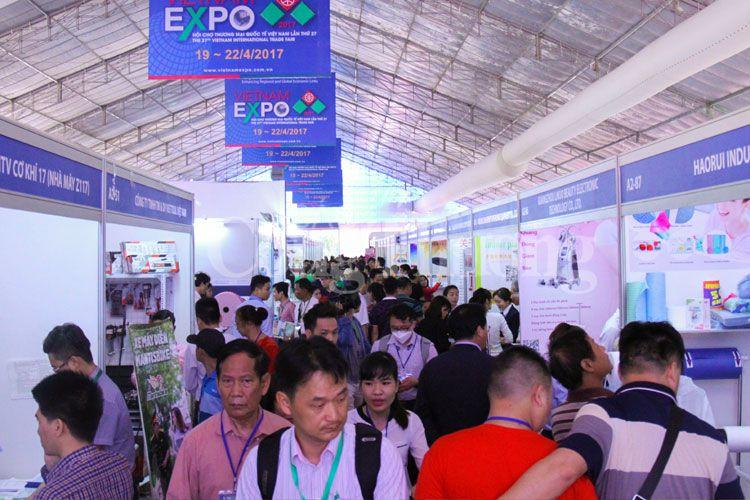 Hội chợ Thương mại quốc tế Việt Nam lần thứ 28 VIETNAM EXPO 2018