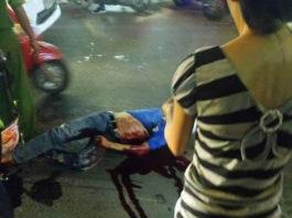 Một hiệp sĩ đường phố bị đâm chết tại chỗ khi bắt tên cướp xe SH tại đường CMT8