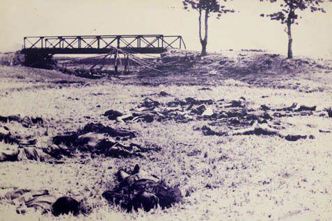 Ông Dương Văn Giàu kể lại cuộc tàn sát 800 người dân ẩn náu trong chùa Tam Bửu