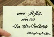 TỬ VI TUỔI Ất Hợi 1995 NĂM 2019