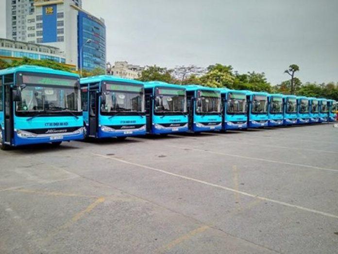 Tuyến xe bus đi bệnh viện Mắt Sài Gòn Hà Nội