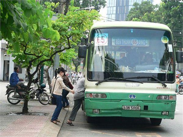 Tuyến xe bus đi qua bệnh viện Mắt Sài GònLê Thị Riêng