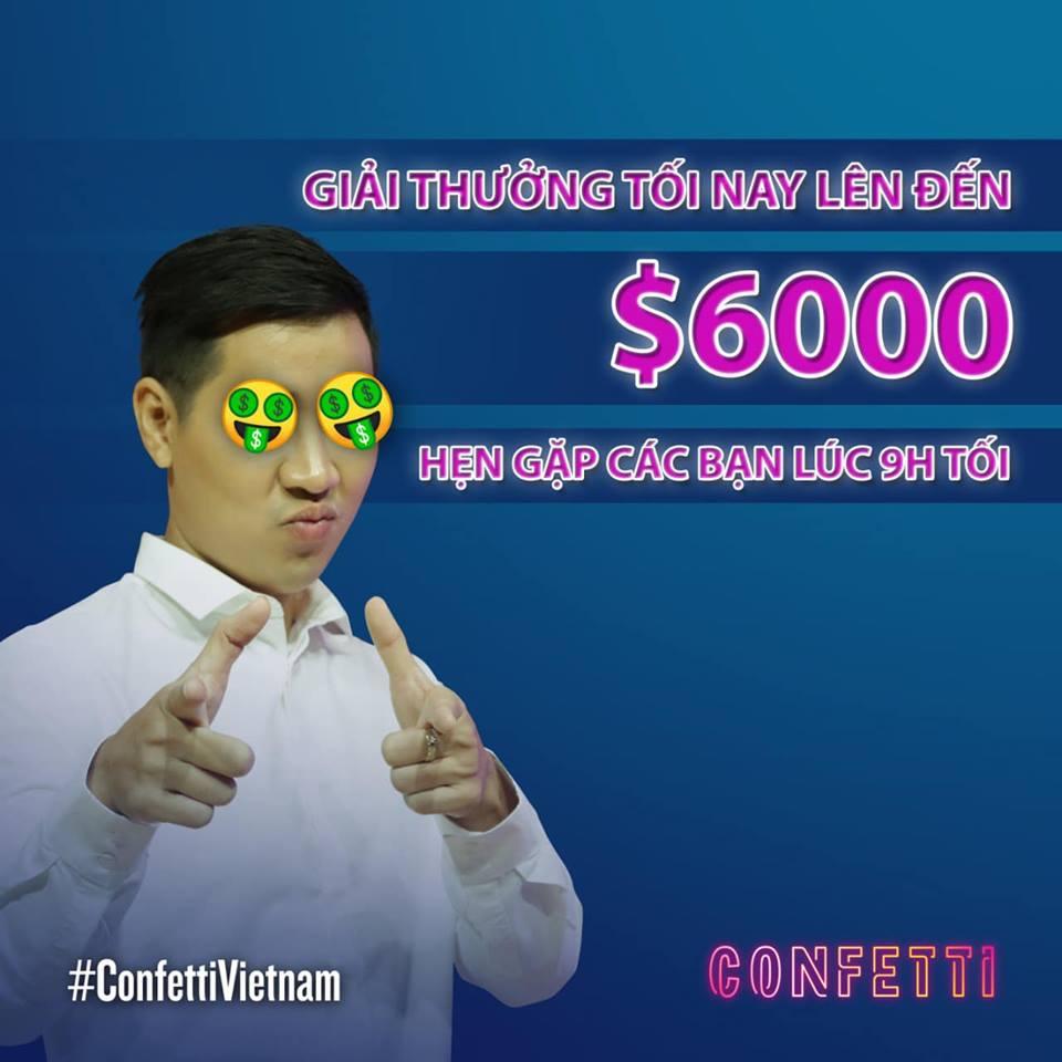 Cách tạo tài khoản paypal chơi confetti việt nam