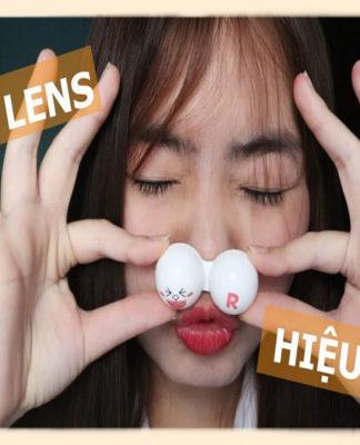 Cách đeo lens đúng cách không phải ai cũng biết ^^