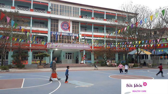 Trường Trung học cơ sở Alfred Nobel - Danh sách các trường trung học cơ sở ở Hà Nội