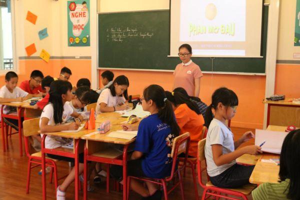 Danh sách các trường trung học cơ sở ở Hà Nội - Trường Trung học cơ sở Alpha School