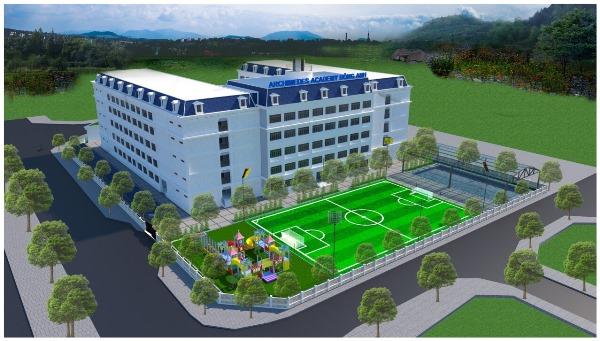 Danh sách các trường trung học cơ sở ở Hà Nội - Trường Trung học cơ sở ArchimedesAcademy
