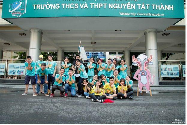 Danh sách các trường trung học cơ sở ở Hà Nội - Trường Trung học cơ sở Nguyễn Tất Thành
