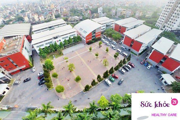Trường Trung học cơ sở Song ngữ Quốc tế HanoiAcademy - danh sách các trường thcs ở hà nội