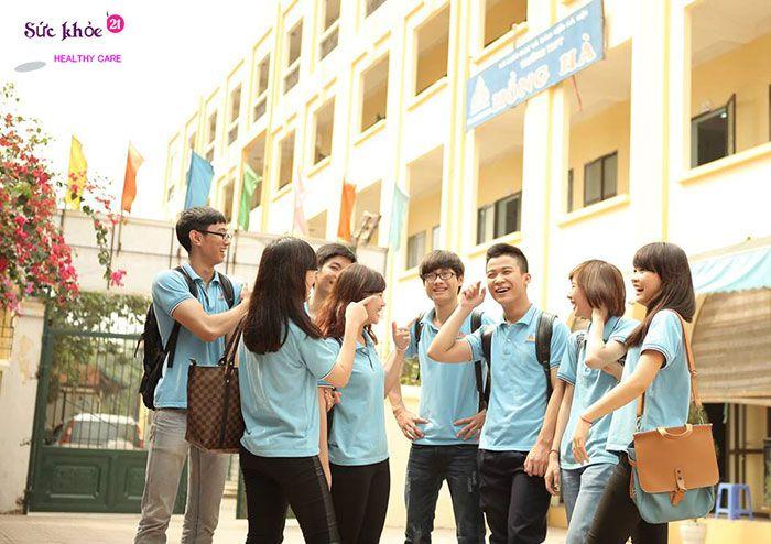 Trường Trung học cơ sở Hồng Hà – Nguyễn Khuyến - danh sách các trường thcs dân lập tại hà nội
