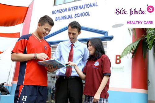 Trường Trung học cơ sởHorizon - danh sách các trường thcs quốc tế tại hà nội