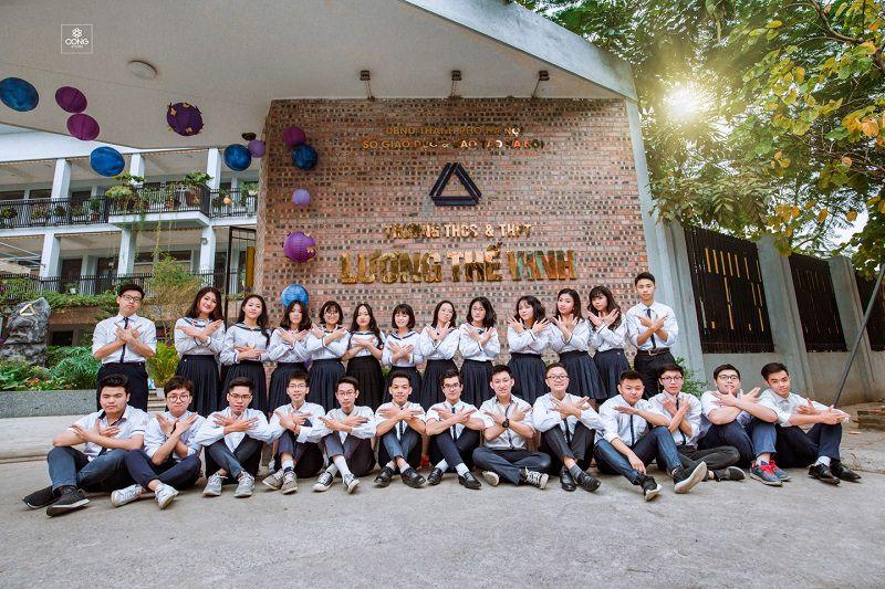 Trường Lương Thế Vinh Cơ Sở A - Danh sách các trường trung học cơ sở ở Hà Nội