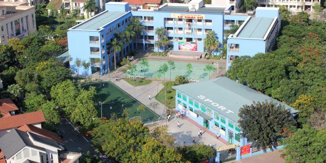 Trường Trung học cơ sởLý Thái Tổ - Danh sách các trường trung học cơ sở ở Hà Nội