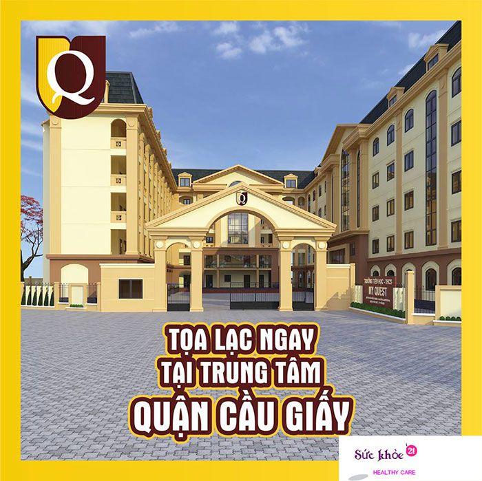 Trường Trung học cơ sở MyQuest - Danh sách các trường trung học cơ sở ở Hà Nội