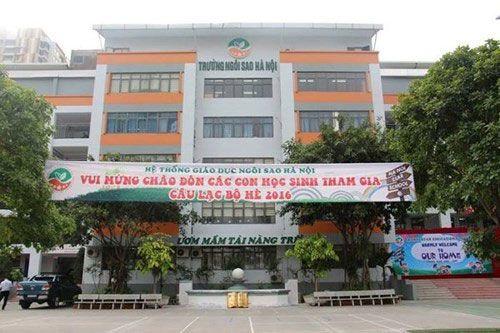 Trường Trung học cơ sở Ngôi Sao Hà Nội - Danh sách các trường trung học cơ sở ở Hà Nội