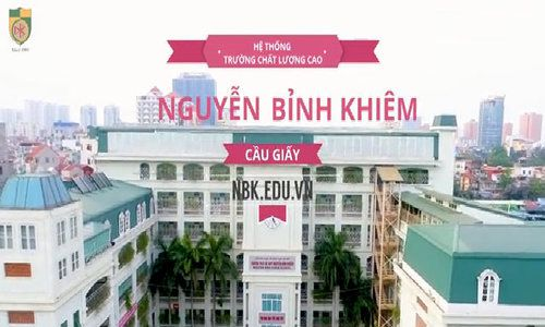 Danh sách các trường trung học cơ sở ở Hà Nội -Trường Trung học cơ sở Nguyễn Bỉnh Khiêm