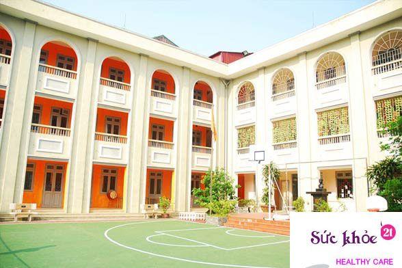 Trường Trung học cơ sởNguyễn Văn Huyên - danh sách các trường thcs ở hà nội