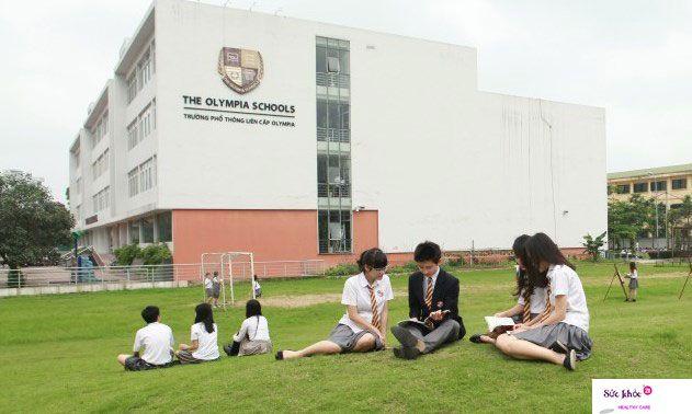 Trường Trung học cơ sởOlympia - danh sách các trường thcs quốc tế tại hà nội