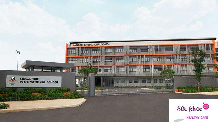 Trường Trung học cơ sở Quốc tế Singapore (SIS) - danh sách các trường thcs ở hà nội
