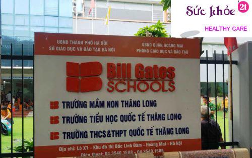 Trường Trung học cơ sở Quốc tế Thăng Long(thuộc hệ thống giáo dục Bill Gates) - danh sách các trường thcs quốc tế tại hà nội