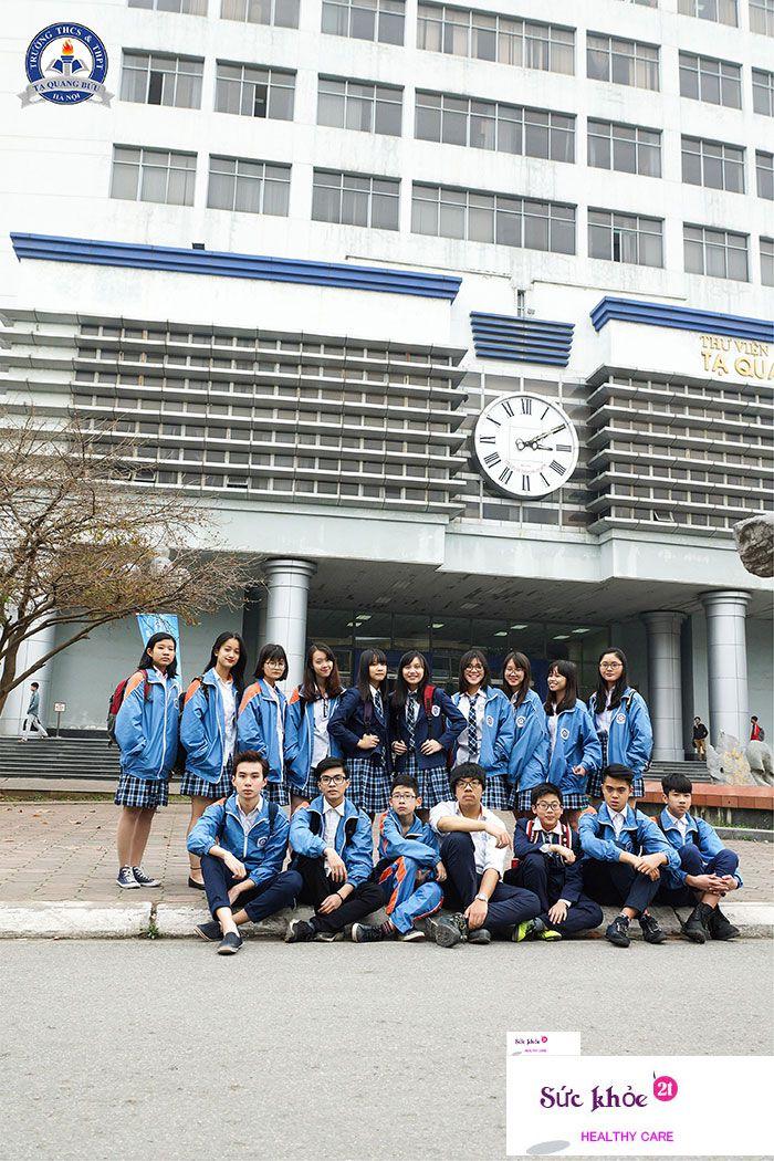 Trường Trung học cơ sở Tạ Quang Bửu - danh sách các trường thcs tư thục tại hà nội