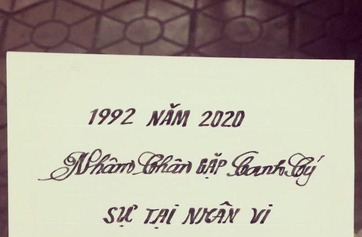 Tử vi tuổi Nhâm Thân 1992 năm 2020 Canh Tý