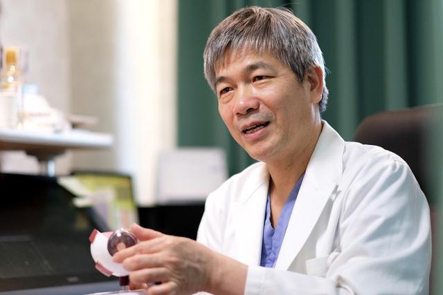 Review mổ mắt Phakic ICL tại Bệnh Viện Mắt Quốc Tế Nhật Bản